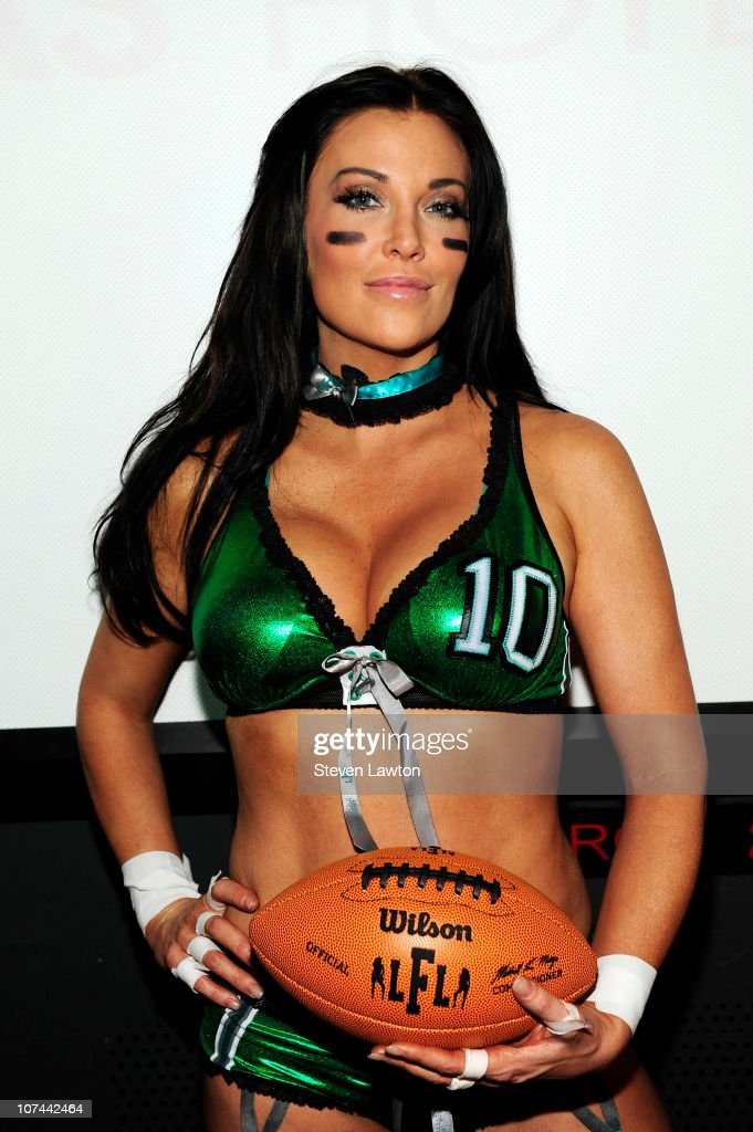 2011 Lingerie Bowl Offical Game Uniforms Unveiling