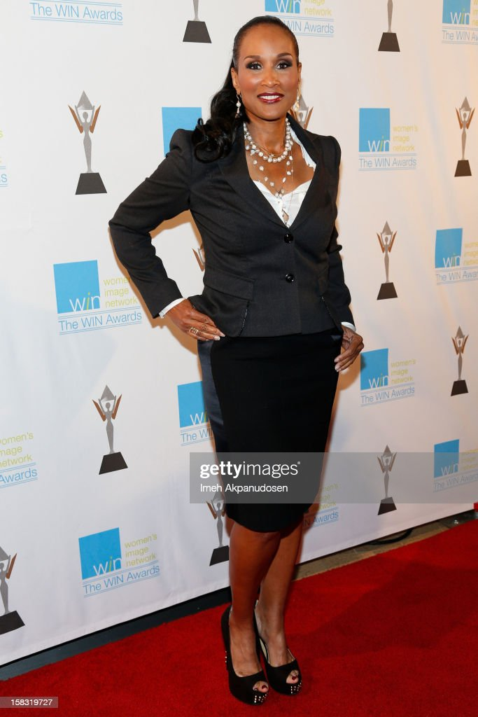 Model/actress Beverly Johnson attends the 14th Annual Women's Image Network Awards at Paramount Theater on the Paramount Studios lot on December 12, 2012 in Hollywood, California.