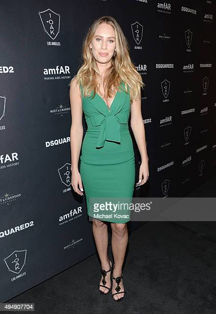 Model/actress Dylan Frances Penn attends DSQUARED2 And amfAR's Official After Party at 1OAK on October 29 2015 in West Hollywood California