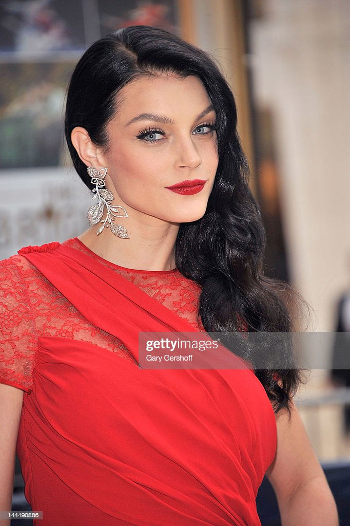 Jessica Stam ♥ American Ballet Theatres 2012 Gala, May 14