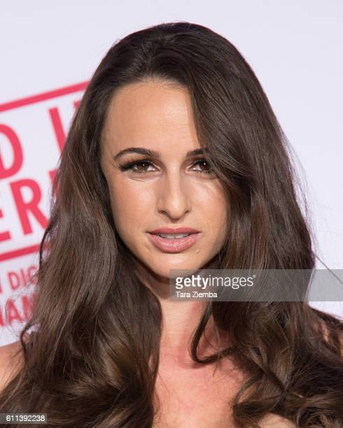 Model/actress Kayla Swift attends the premire of 'Laid In America' at AMC Universal City Walk on September 28 2016 in Universal City California