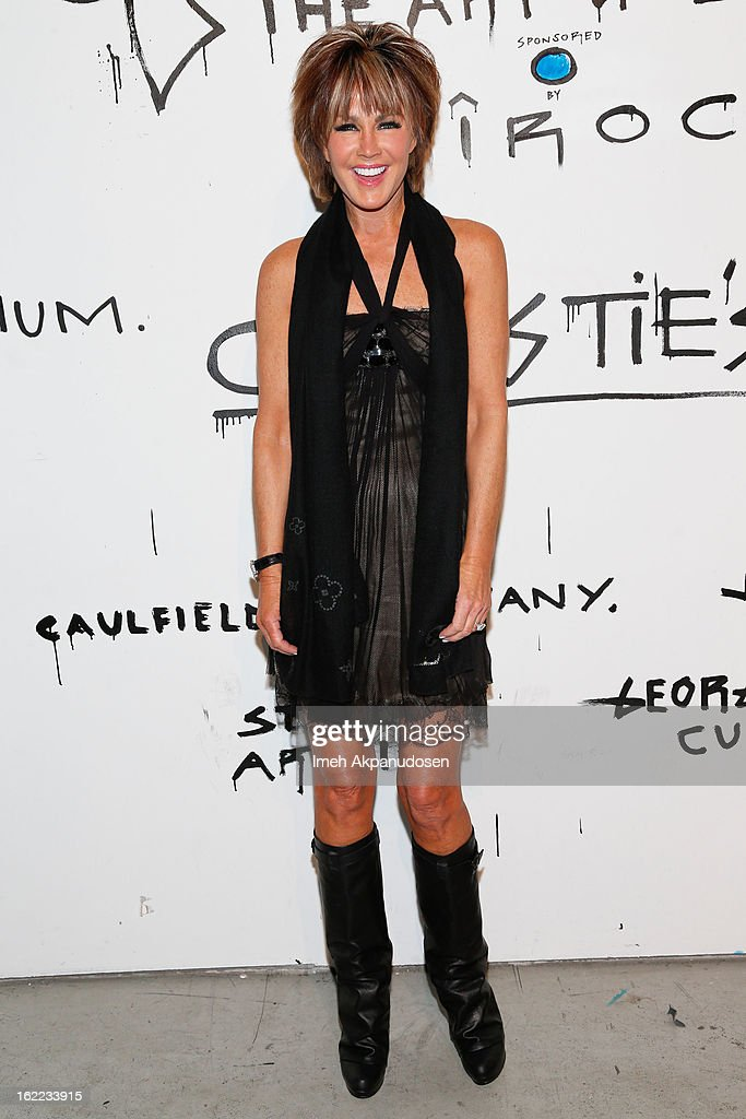 Model/actress Laura Dunn attends The Art Of Elysium's 6th Annual Pieces Of Heaven Powered By Ciroc Ultra Premium Vodka at Ace Museum on February 20, 2013 in Los Angeles, California.