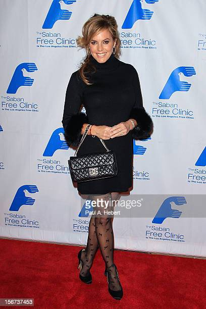 Model/actress Sandra Taylor arrives at The Saban Free Clinic's Gala Honoring ABC Entertainment Group President Paul Lee and Bob Broder at The Beverly...