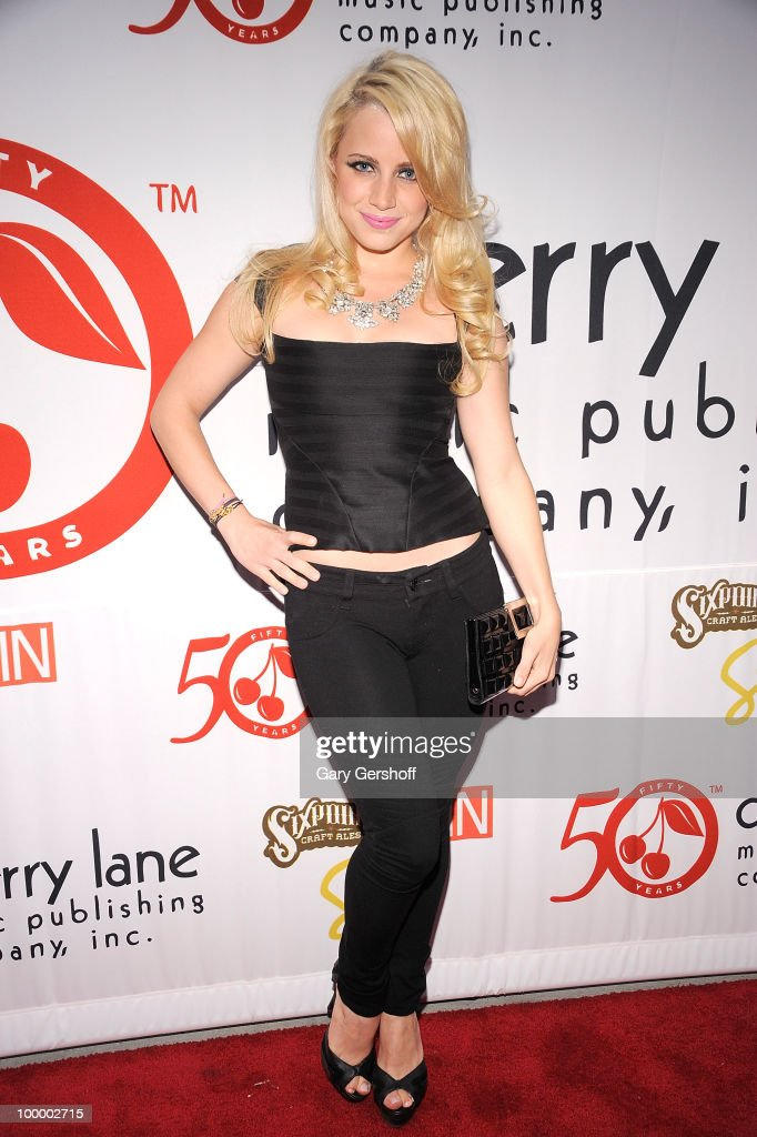Model/designer Jaimie Hilfiger attends Cherry Lane Music Publishing's 50th Anniversary celebration at Brooklyn Bowl on May 19, 2010 in the Brooklyn borough of New York City.