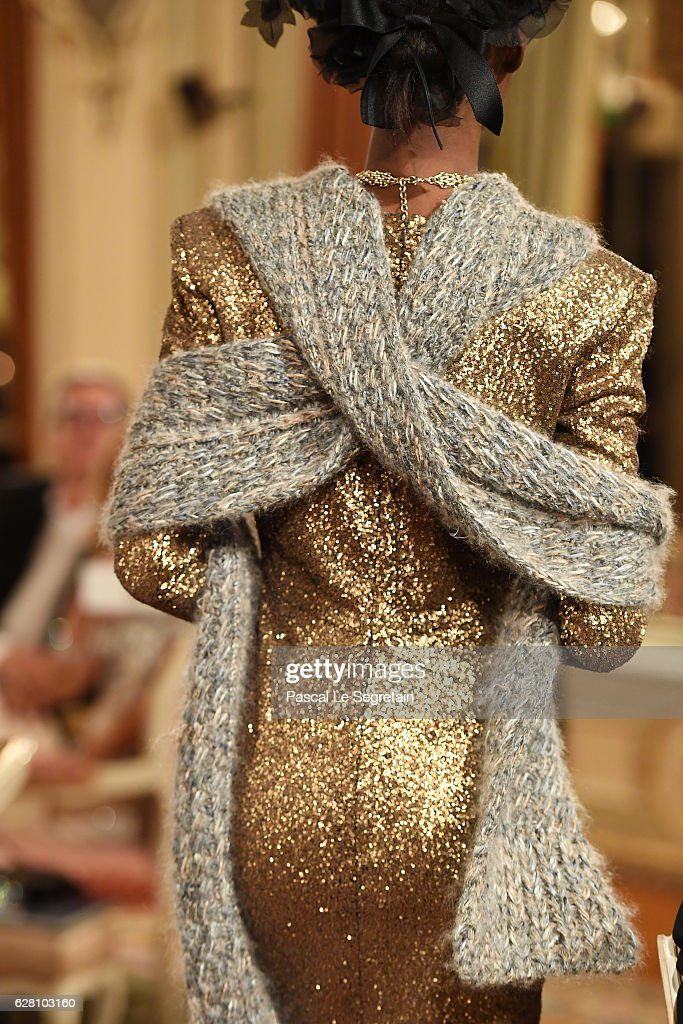 """Chanel Collection des Metiers d'Art 2016/17 : Paris Cosmopolite""  : Show At Hotel Ritz : News Photo"