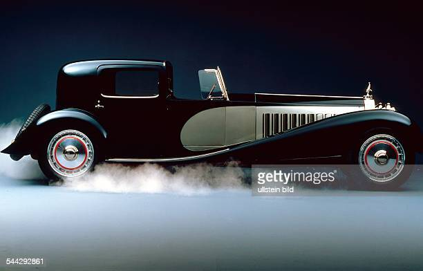 bugatti type 41 stock photos and pictures | getty images