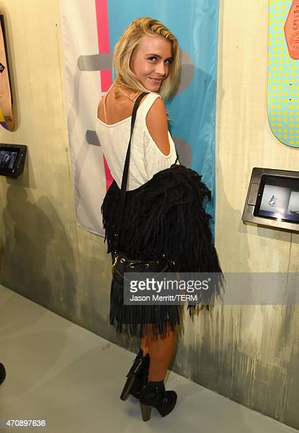 Model/photographer Sam Black attends Oakley In Residence Los Angeles community space grand opening celebrating creativity in skate on April 23 2015...