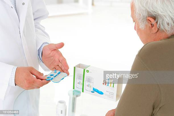 Models Alli Active Substance Orlistat Pharmacological Class Gastric Lipase Inhibitor Therapeutical Class Drug Against Obesity This Drug Is...