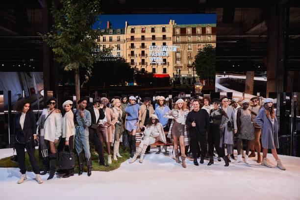 DEU: Guido Maria Kretschmer - ABOUT YOU Fashion Week Autumn/Winter 21