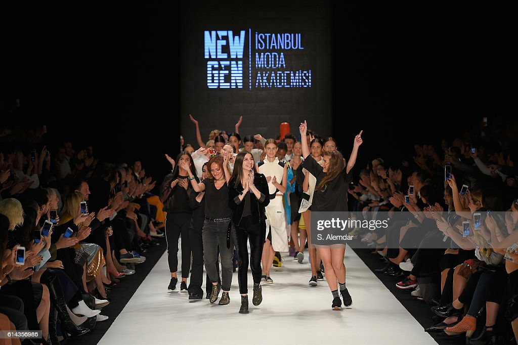 New Gen By Ima - Runway - Mercedes-Benz Fashion Week Istanbul   - October 2016 : News Photo