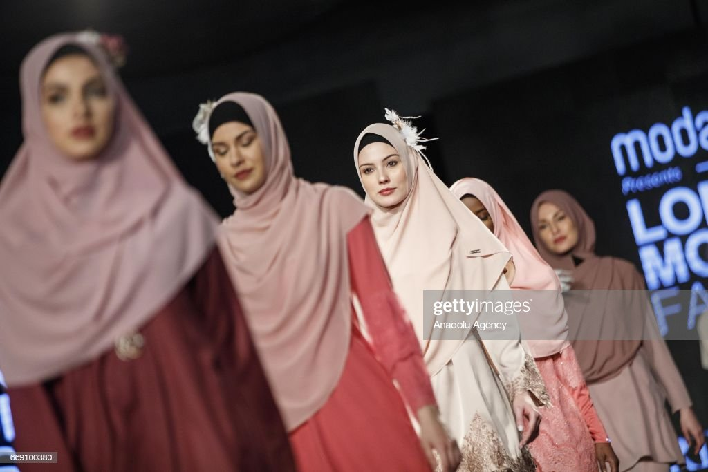 London Modest Fashion Week : News Photo