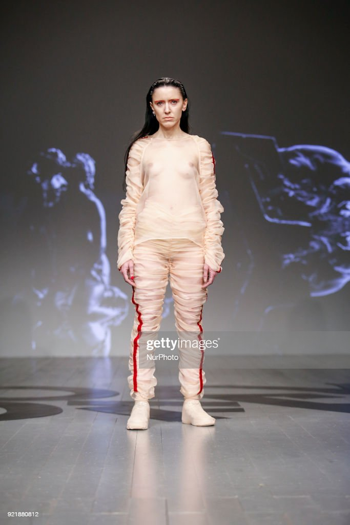On|Off Presents - Runway - LFW February 2018 : News Photo