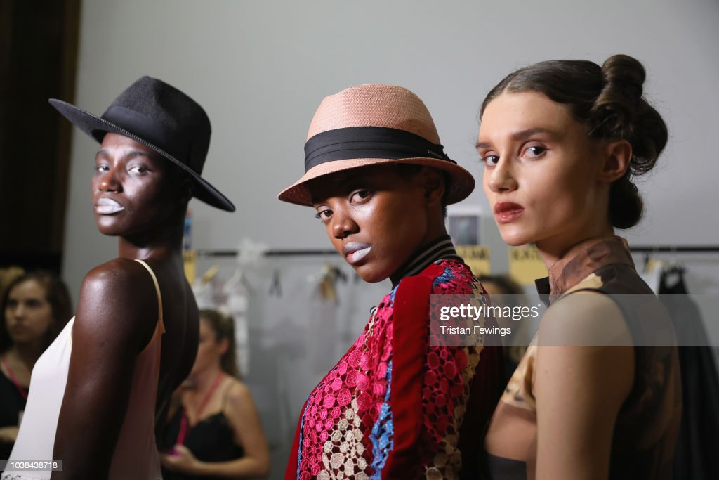Francesca Liberatore - Backstage - Milan Fashion Week Spring/Summer 2019