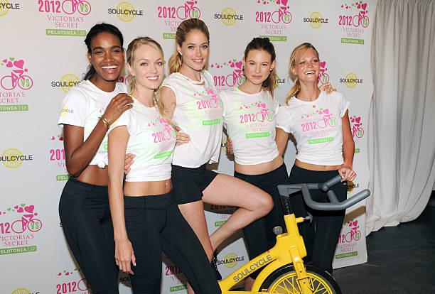 Fotos Und Bilder Von Victoria Secret 2nd Annual Supermodel Cycle