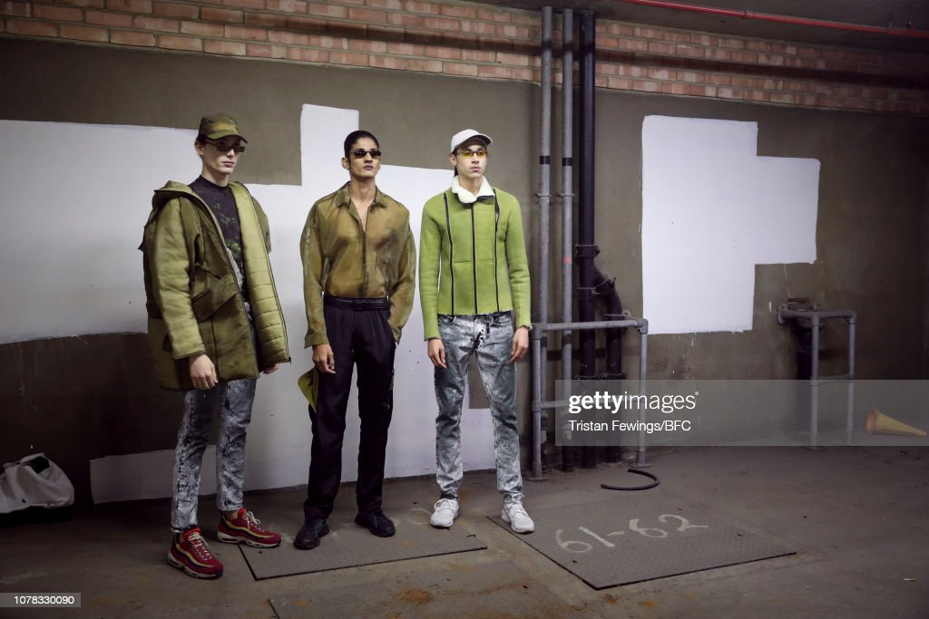 COTTWEILER - Backstage - LFWM January 2019 : ニュース写真