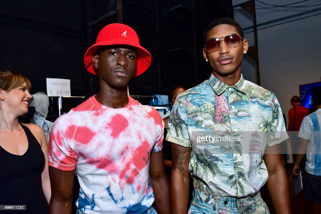 Todd Snyder S/S 2019 Collection - NYFW: Men's July 2018 : ニュース写真