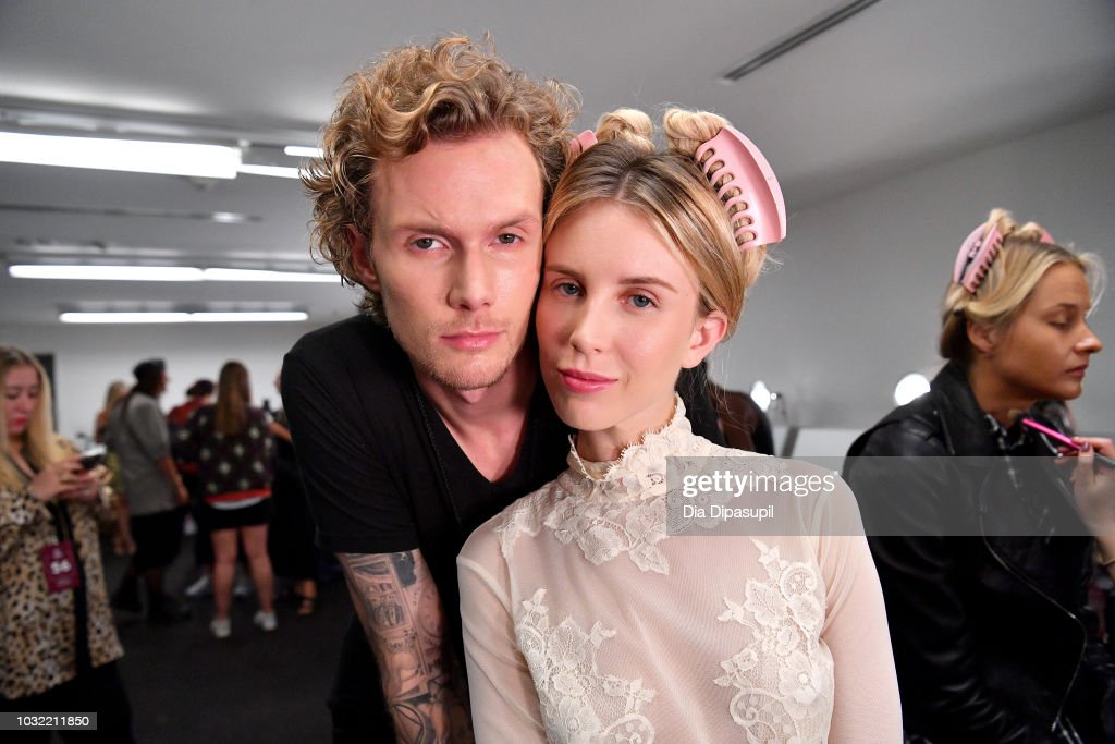 NY: Marcel Ostertag - Backstage - September 2018 - New York Fashion Week: The Shows