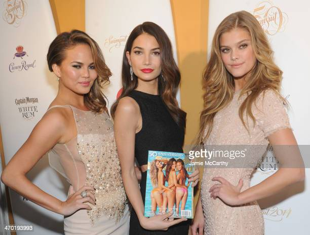 60 Top Sports Illustrated Swimsuit Celebrates 50 Years Of