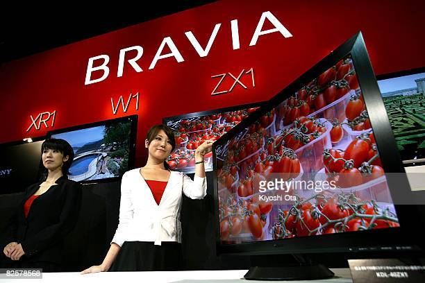 Sony Bravia Pictures and Photos - Getty Images