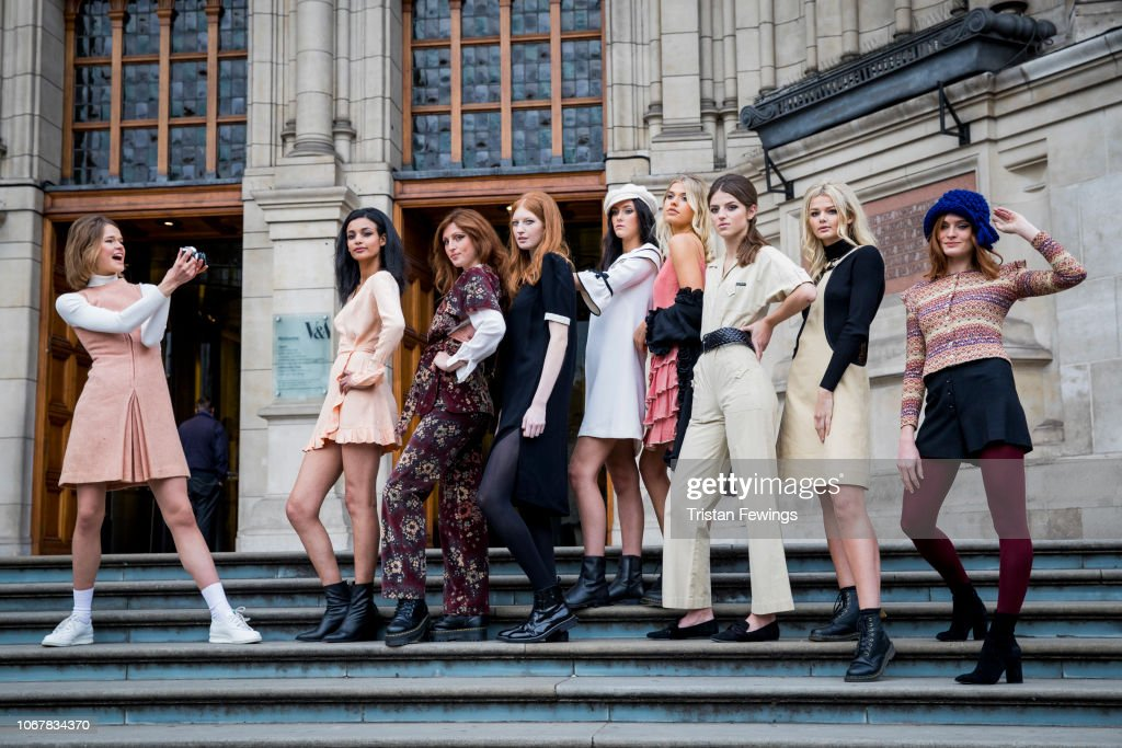 Mary Quant V&A Photocall : ニュース写真