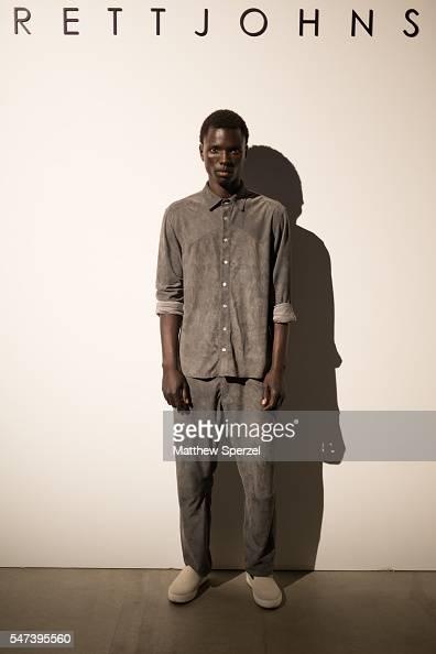 Brett Johnson Fashion Designer