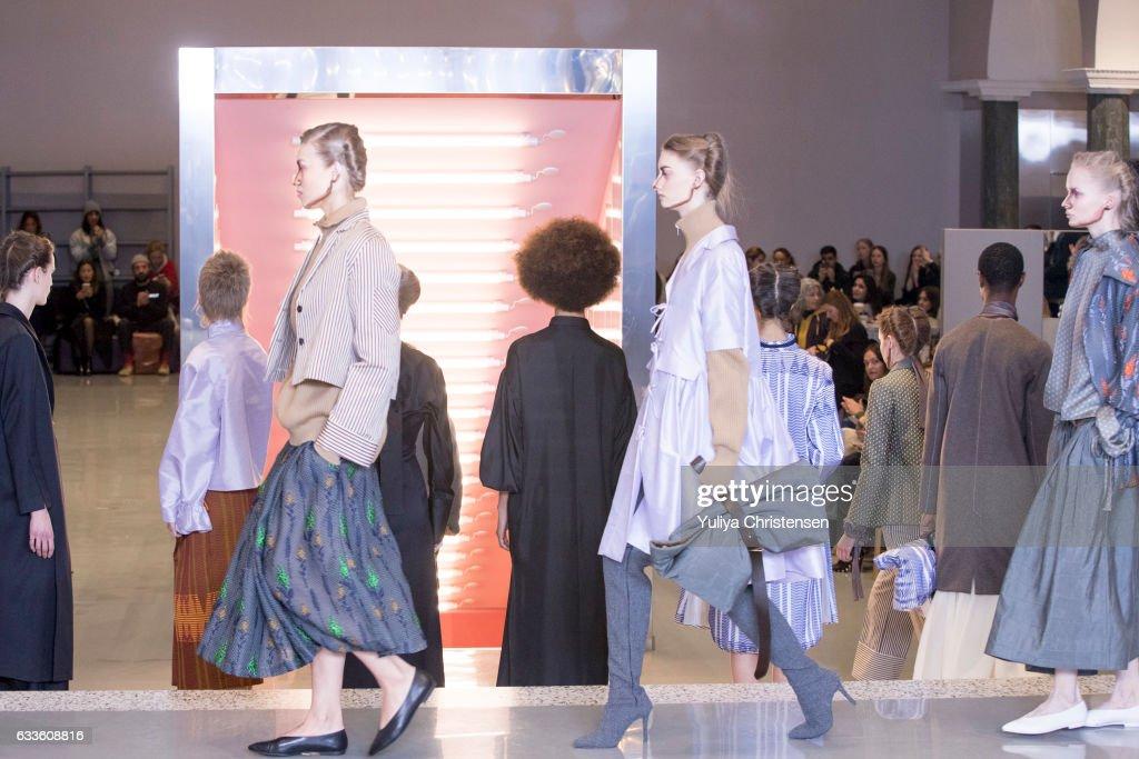 Day 3 - Copenhagen Fashion Week A/W 17 : News Photo