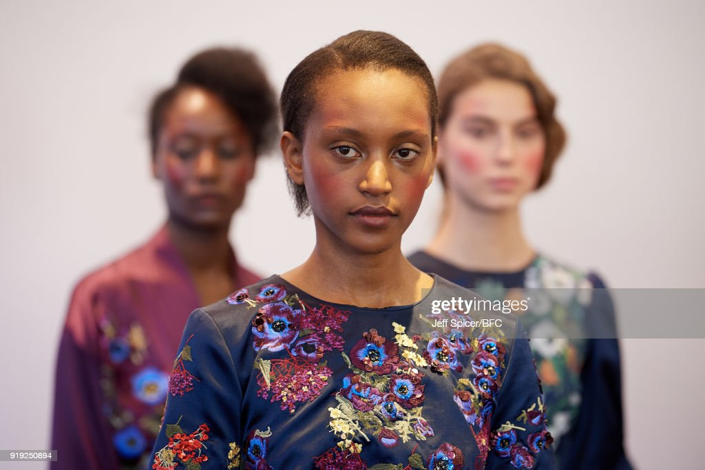 Alice Archer Presentation - LFW February 2018