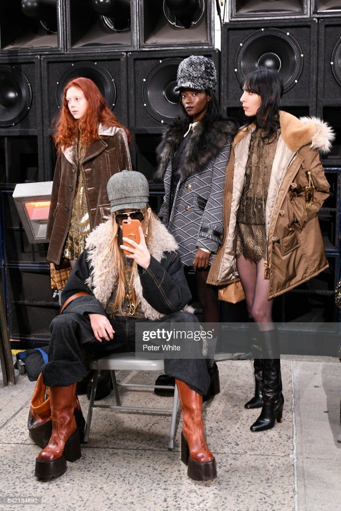 Marc Jacobs - Runway - February 2017 - New York Fashion Week: The Shows : ニュース写真