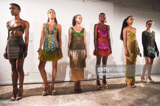 50 Mark Fast Lfw September 2018 Pictures, Photos & Images