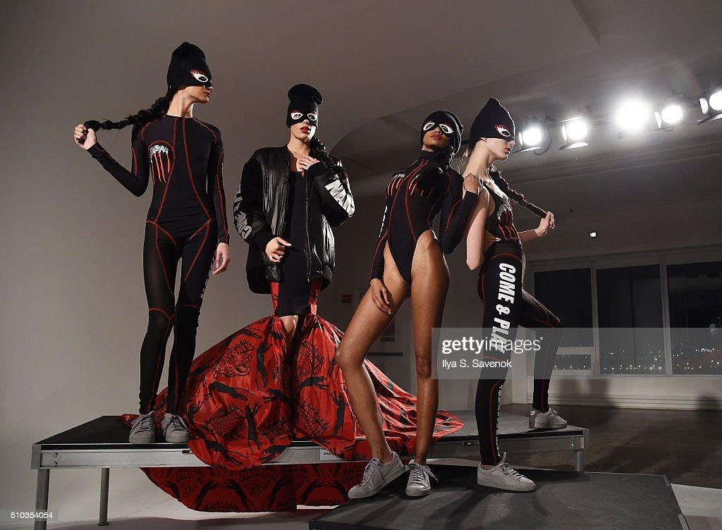 Namilia - Presentation - Fall 2016 MADE Fashion Week : News Photo