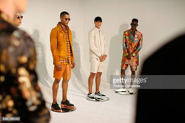 31 Rideau Presentation New York Fashion Week Mens S S 2017 Pictures ...