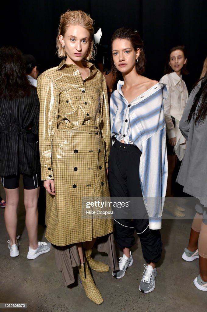 NY: C+ Plus Series - Backstage - September 2018 - New York Fashion Week: The Shows