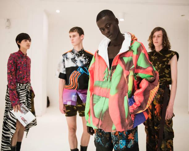 FRA: Dries Van Noten : Backstage - Paris Fashion Week - Menswear Spring/Summer 2020