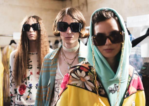 FRA: Cool TM : Backstage - Paris Fashion Week - Menswear Spring/Summer 2022