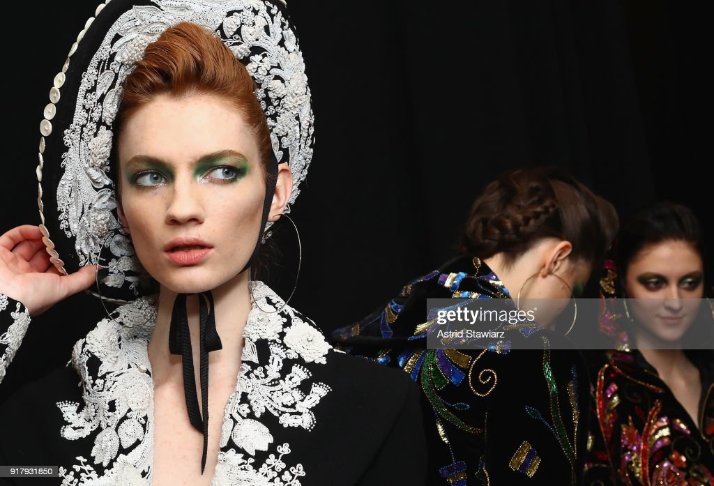 TRESemme At Naeem Khan NYFW AW18 : News Photo