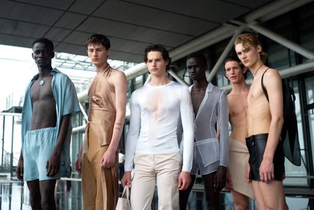FRA: Ludovic de Saint Sernin : Runway - Paris Fashion Week - Menswear Spring/Summer 2020