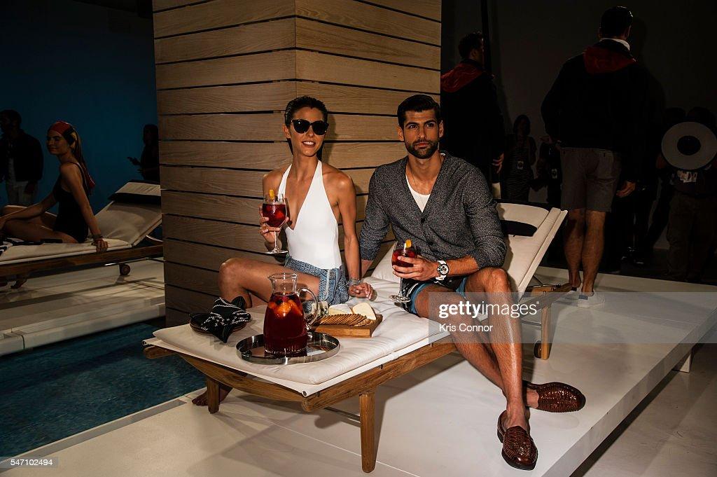 NY: Nautica - Presentation - New York Fashion Week: Men's S/S 2017