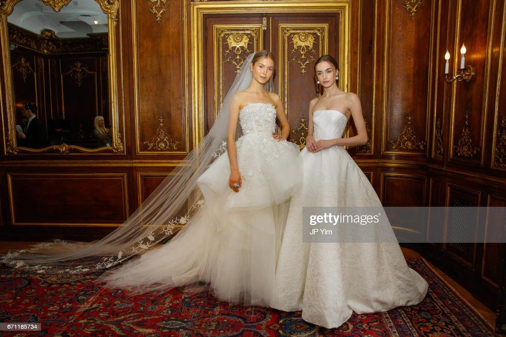 Fotos und Bilder von Kenra Professional For Oscar de la Renta Bridal ...