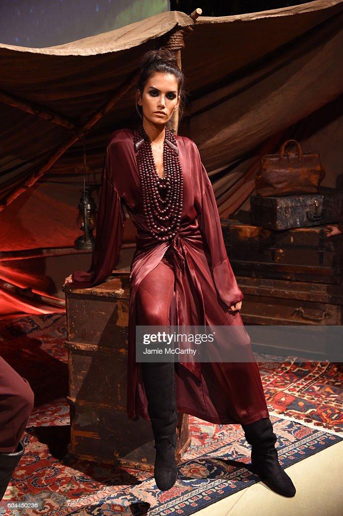NY: Urban Zen - Presentation - September 2016 - New York Fashion Week
