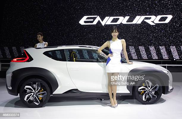 Hyundai Enduro Stock Photos And Pictures Getty Images