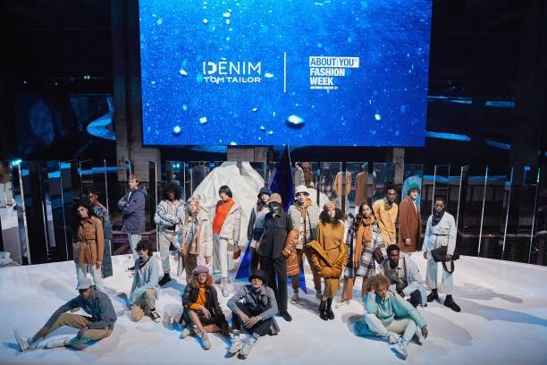 DEU: Tom Tailor - ABOUT YOU Fashion Week Autumn/Winter 21