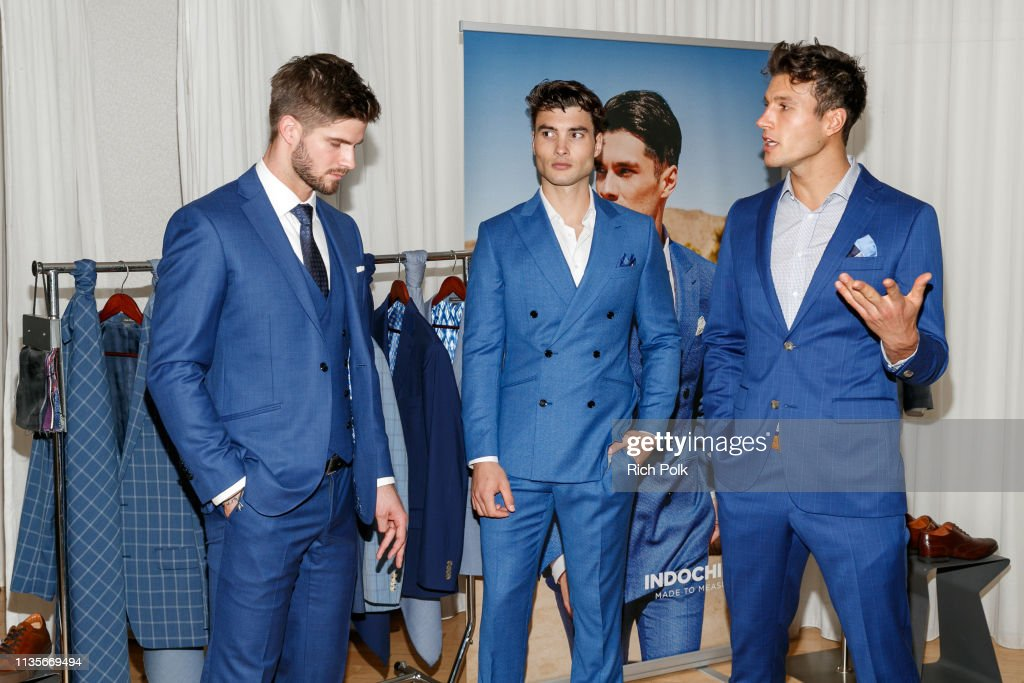 Indochino Los Angeles Spring/Summer '19 Launch Party : News Photo