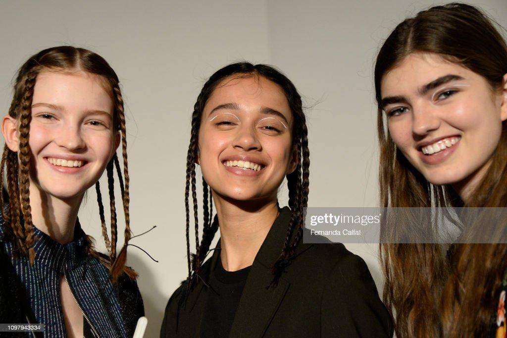 3.1 Phillip Lim - Backstage - February 2019 - New York Fashion Week : ニュース写真