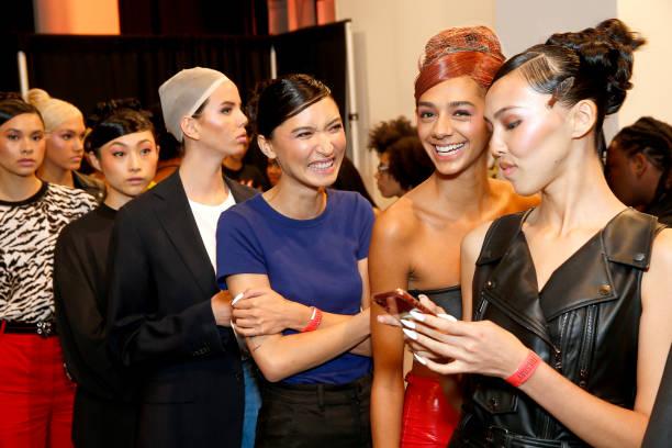 NY: Kim Shui - Backstage - September 2019 - New York Fashion Week: The Shows