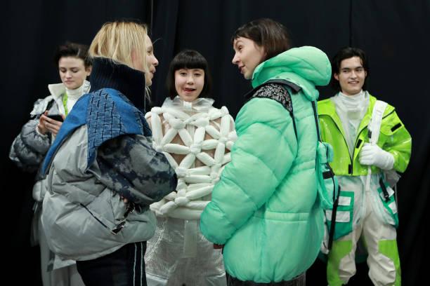 NY: Seven Crash - Backstage - February 2020 - New York Fashion Week: The Shows