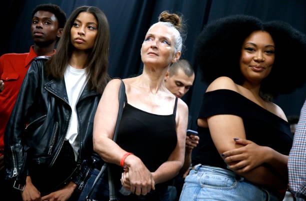 NY: Studio 189 - Backstage - September 2019 - New York Fashion Week: The Shows