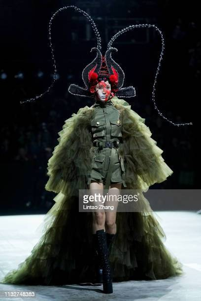 China Fashion Week Pictures and Photos - Getty Images
