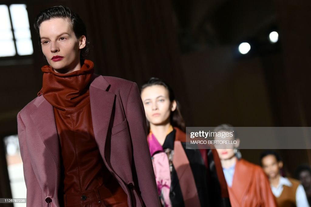 ITA: Salvatore Ferragamo - Runway: Milan Fashion Week Autumn/Winter 2019/20