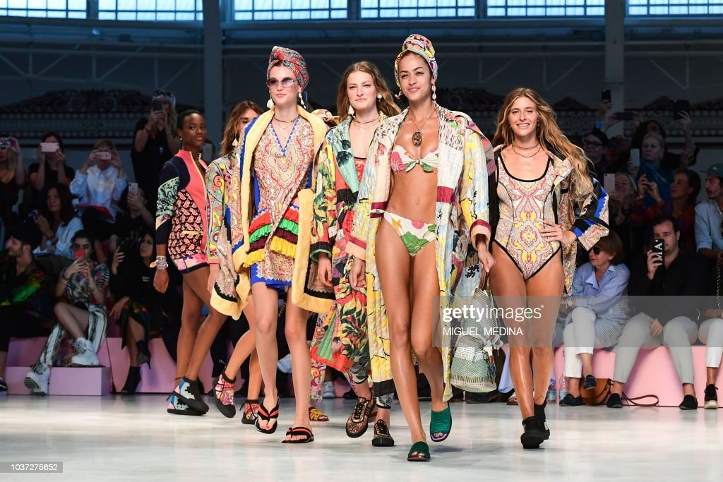Etro - Runway - Milan Fashion Week Spring/Summer 2019