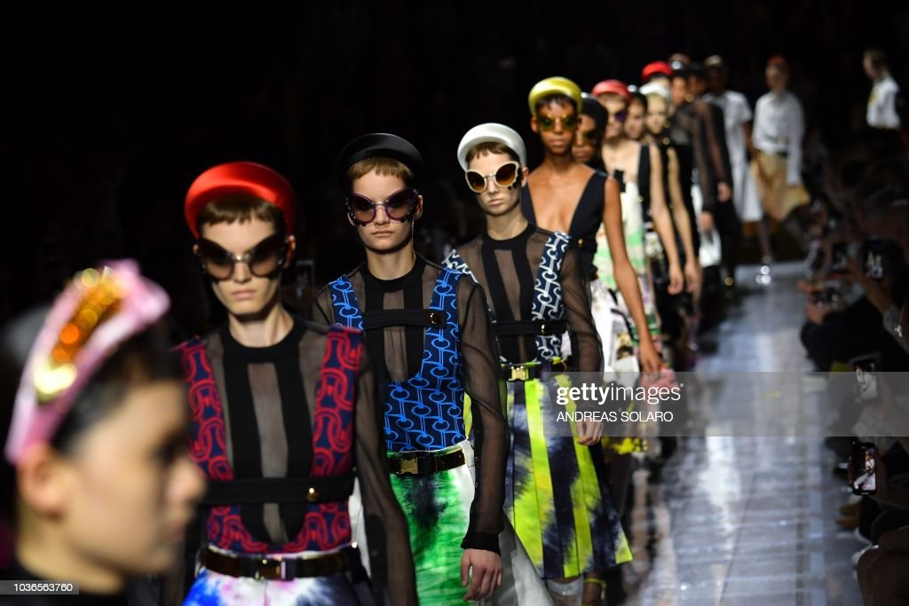 Prada - Runway - Milan Fashion Week Spring/Summer 2019